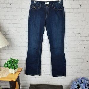 Levi's 524 Too super low blue jeans 13L